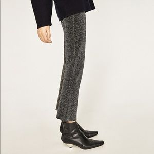 Zara Shiny Trousers